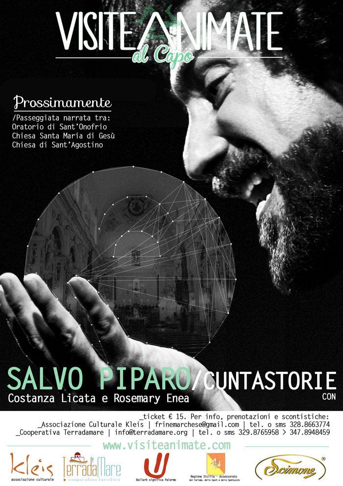 Visite Animate al Capo con Salvo Piparo // Palermo